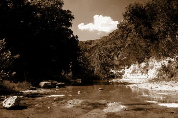 A Wide Stream