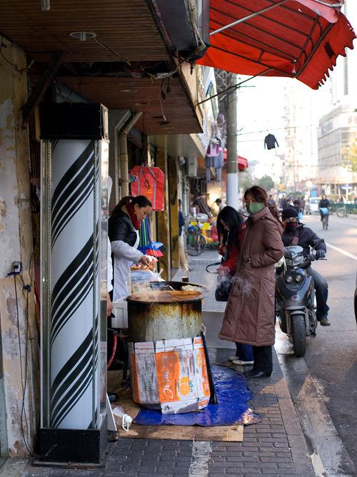 breakfast, street food