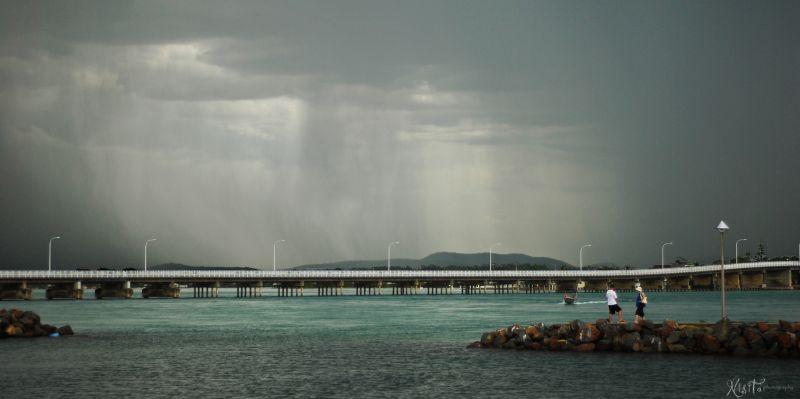 Partial Rain