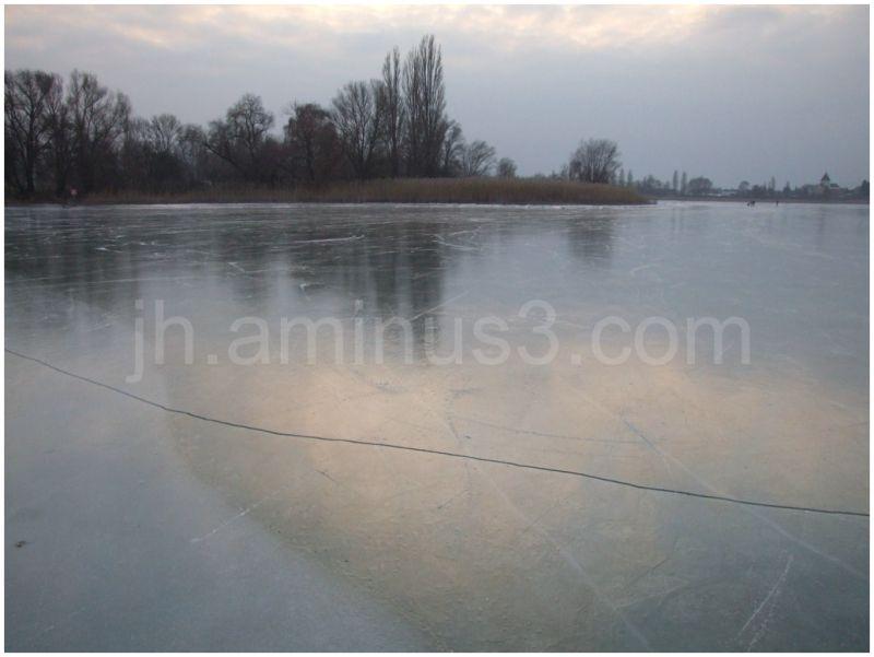Mirror ice