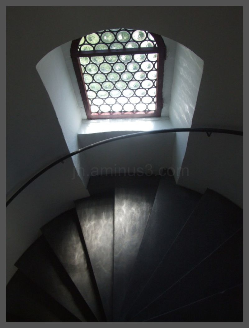 Window & stairs