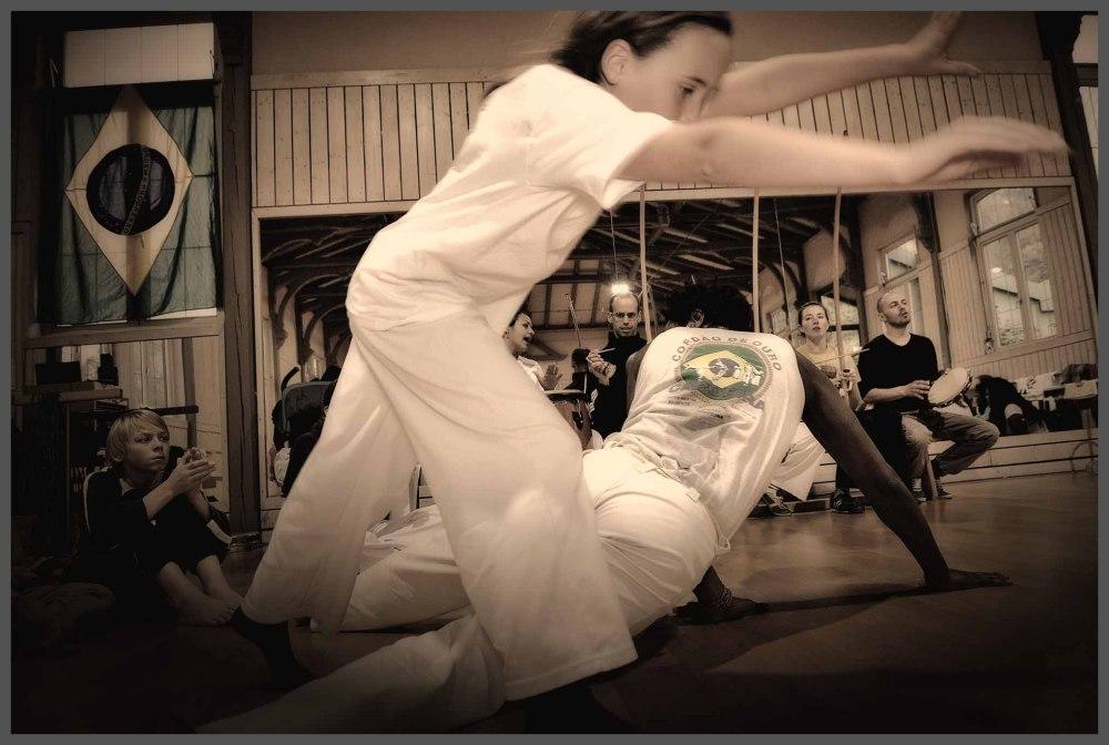 Capoeira Continued