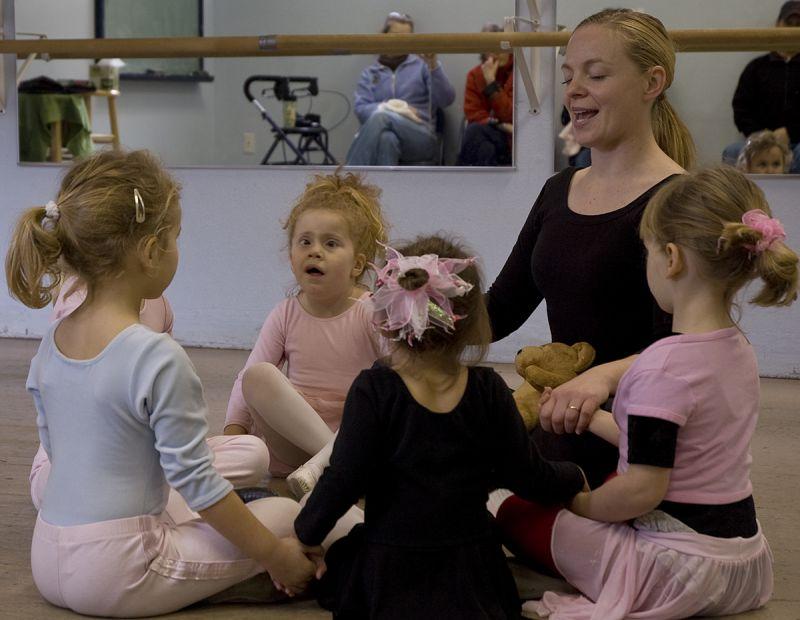 Terra Ballerina