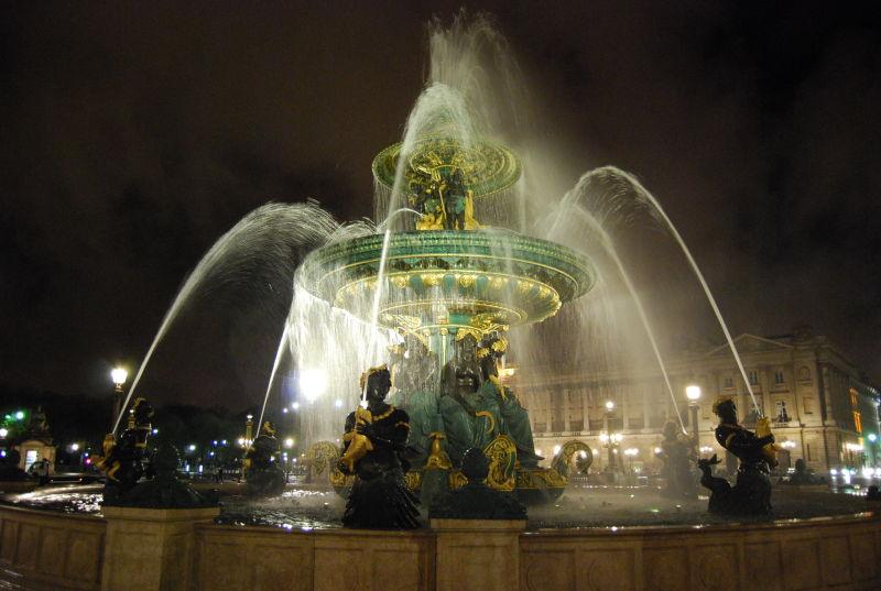 Fontaine de la Place de Concorde