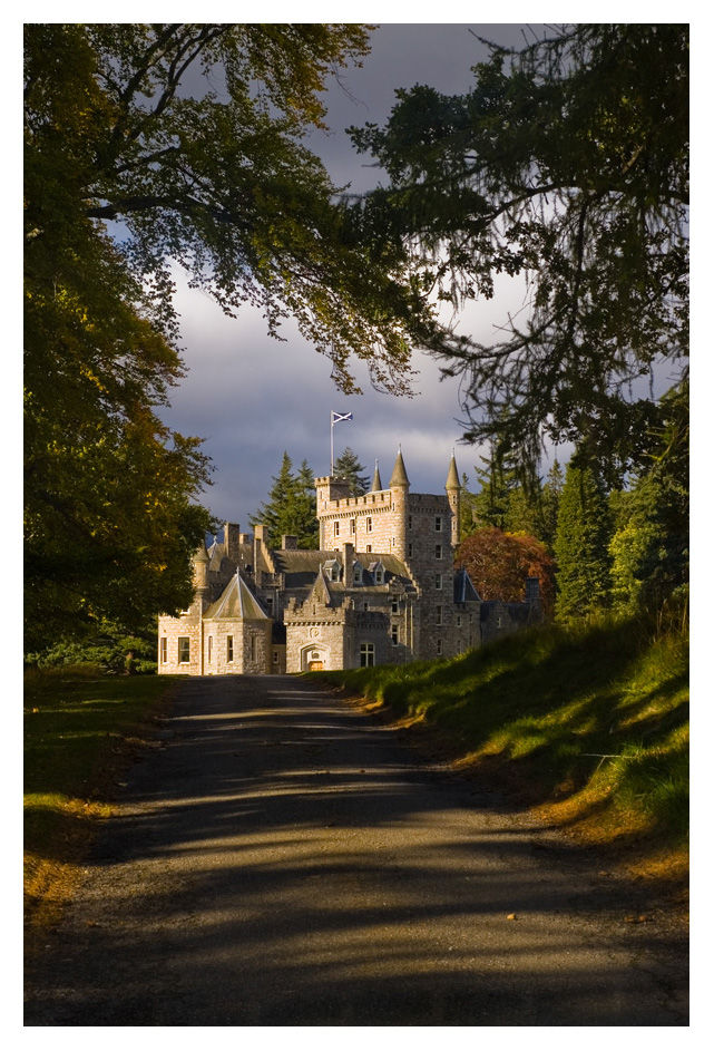 Scotland Royal-Dee Castle