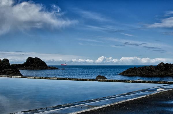Macduff open swimming pool