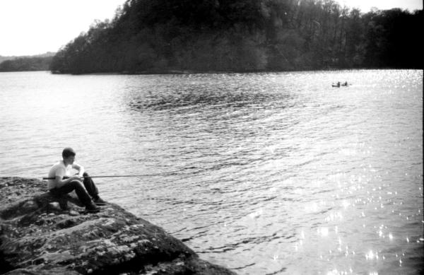 fishing on Loch Lomond