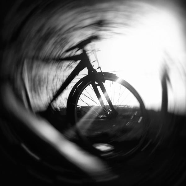 """my """"wheels"""" always spinning"""