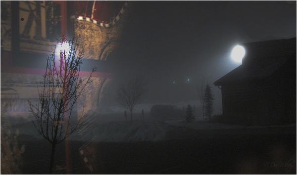 fog shot through Starbuck's window.
