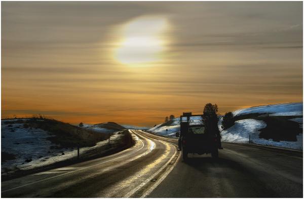 Road Glow