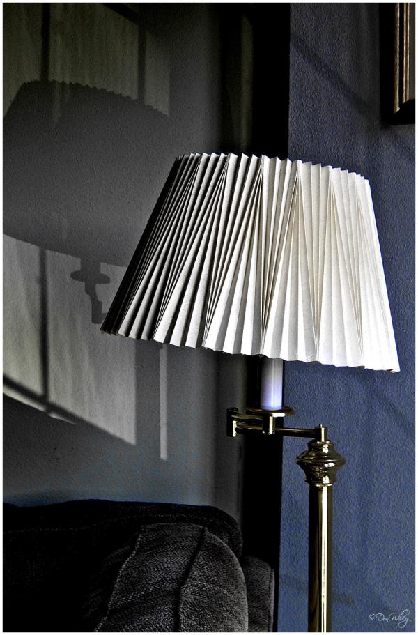 Morning Lamp Shade