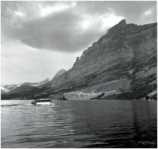 Glacier Park Boat