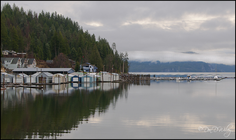 Garfield Bay Marina