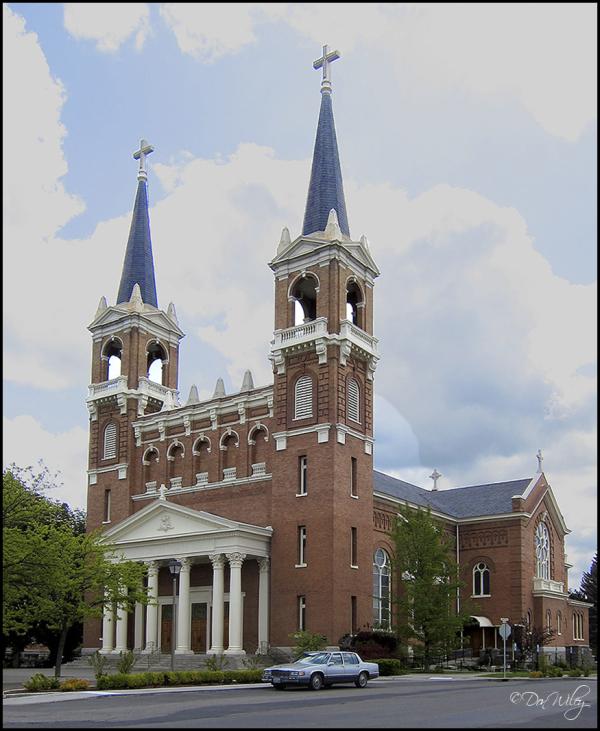St. Aloysius Church, Spokane, Washington