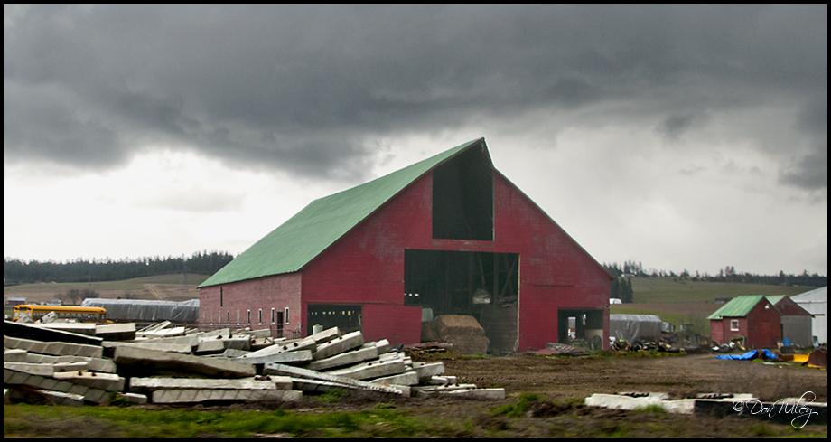 Junk Yard Barn