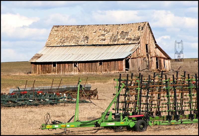 Machinery Barn