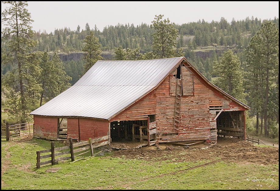 Canyon Barn