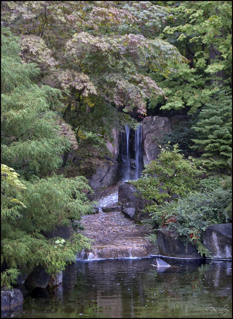 Nishinomiya Japanese Garden at Manito Park