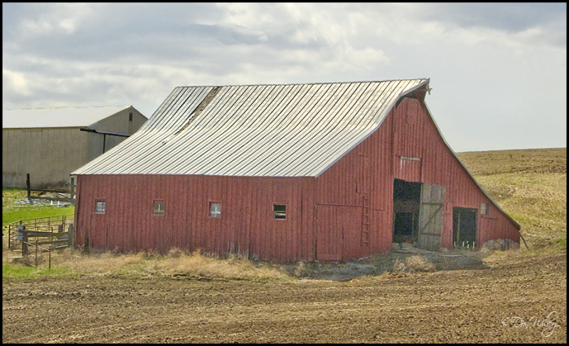 An Equipment Barn