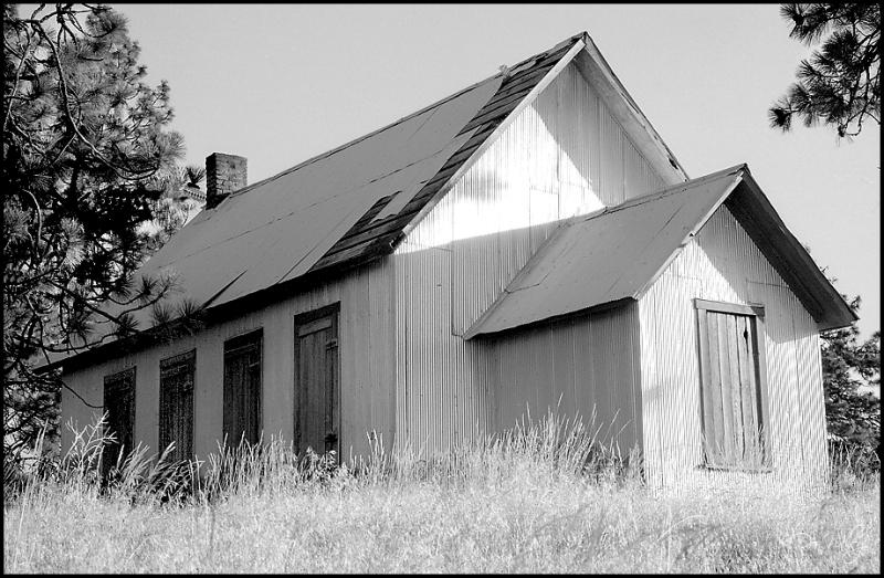 Tin Schoolhouse