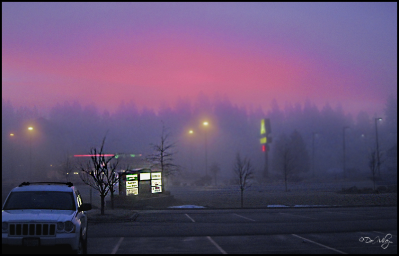Dawn's Glow