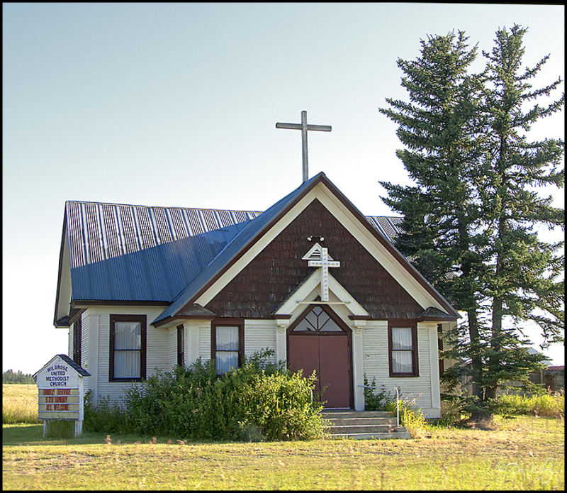 Wild Rose Church