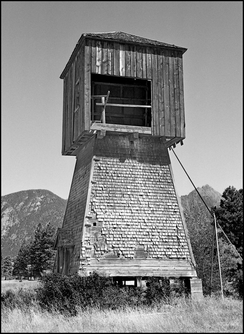 Watch Tower In Ft. Steele
