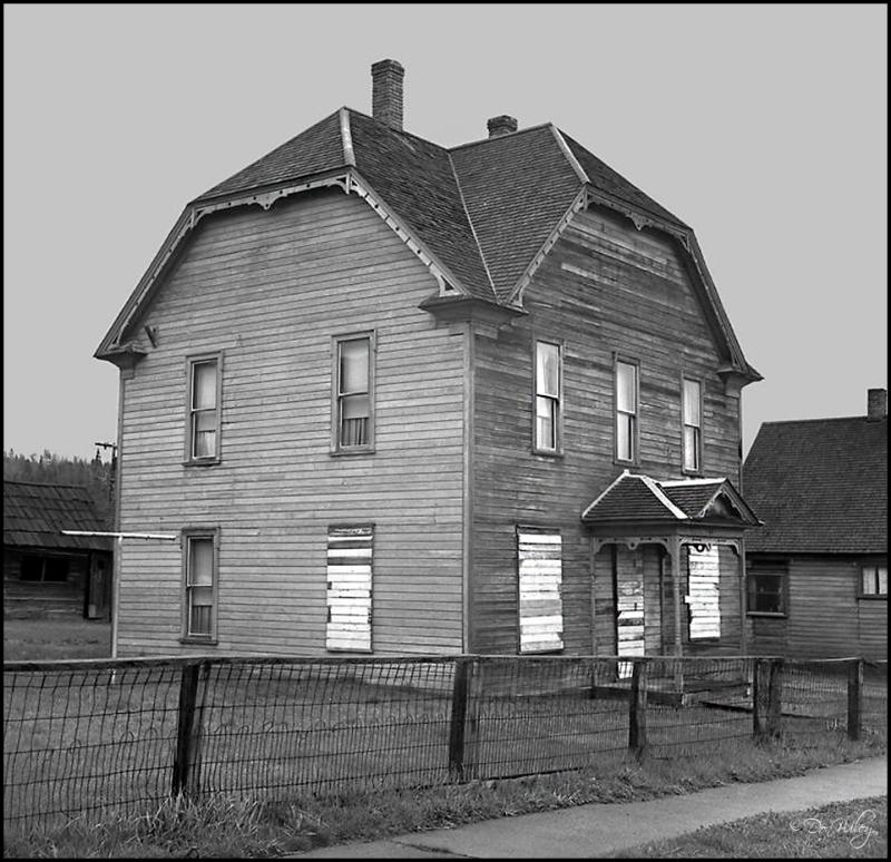 Ft. Steele House