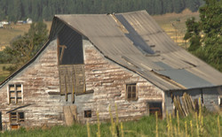Patched Barn