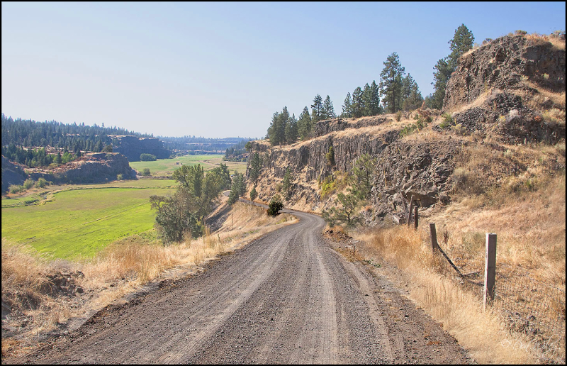 Rock Creek Valley
