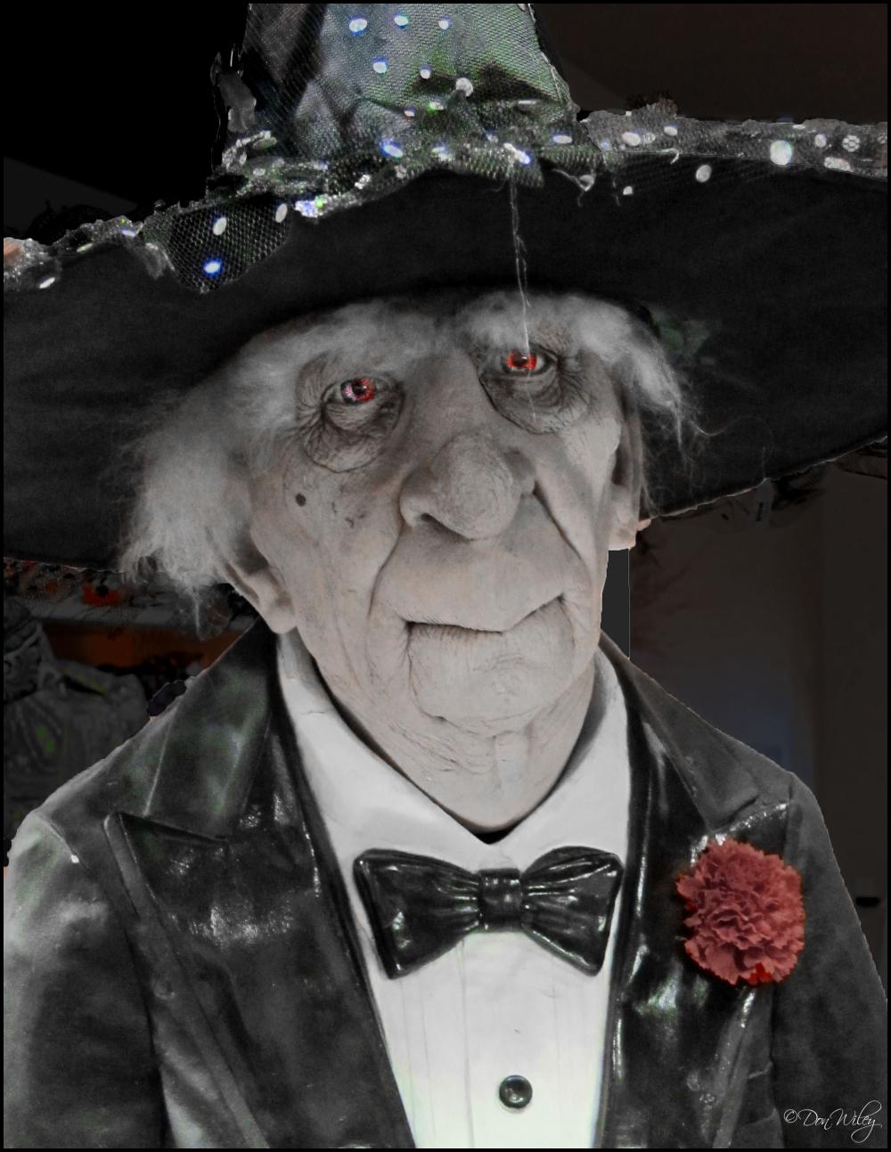 Meet Drulock, the ghoul