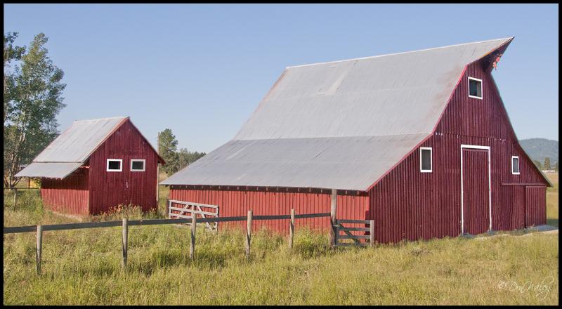Big Little Barns