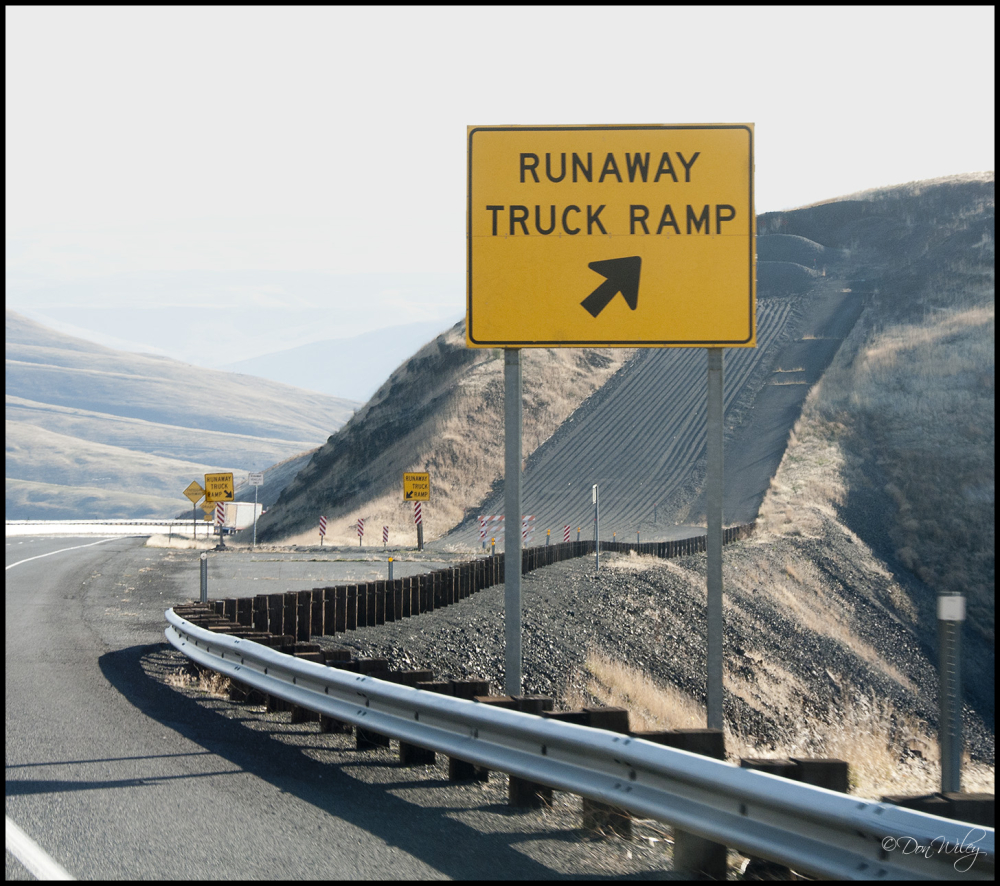 Runaway Truck Ramps
