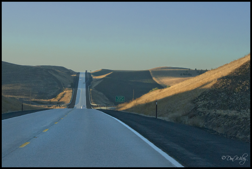 Early Morning On The Palouse