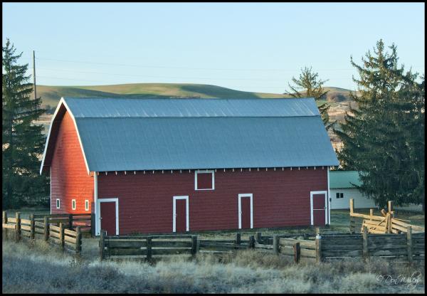Four-Door Barn