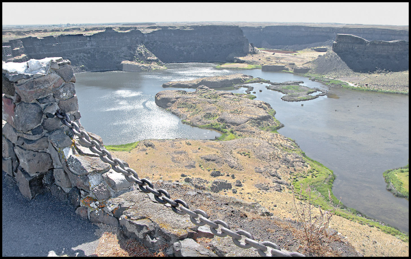 Dry Falls - Channeled Scablands