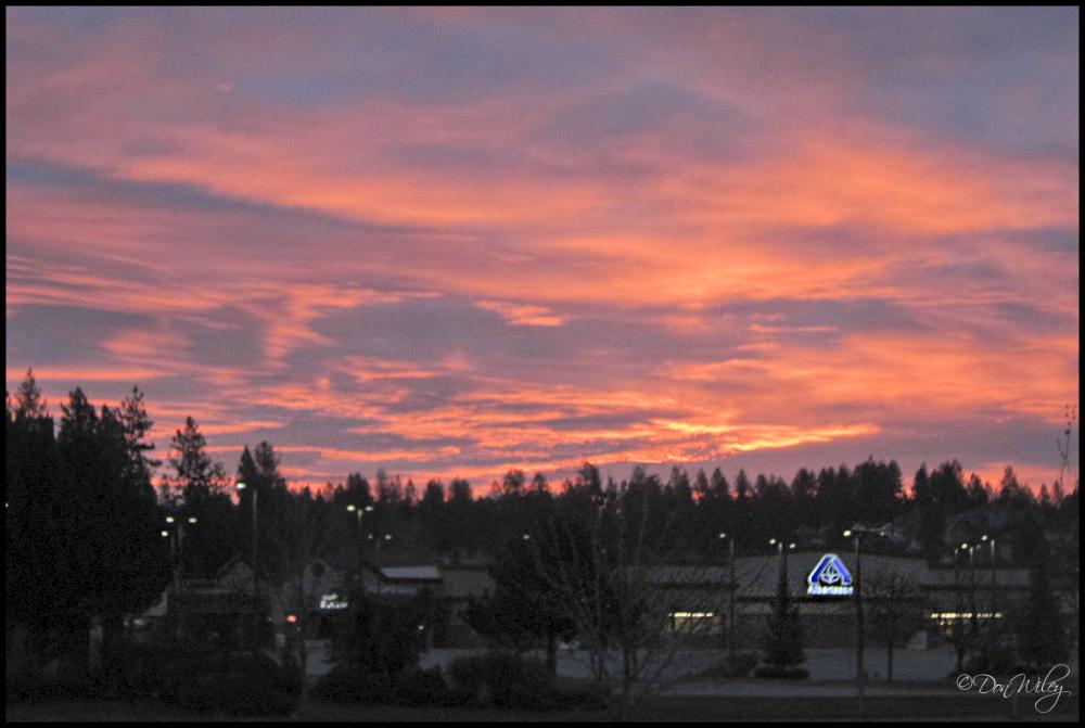 Five Minute Sunrise