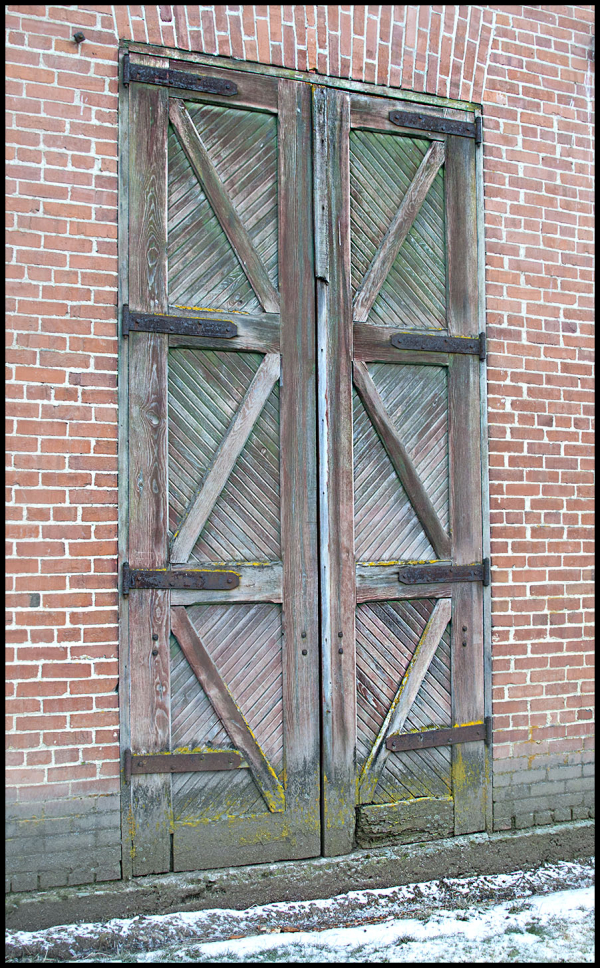 Water Work's Doors