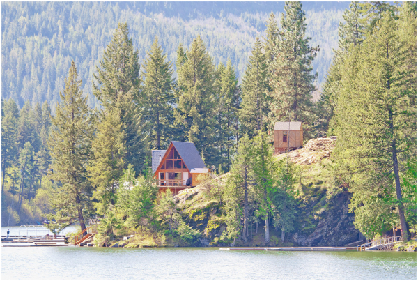 On Spirit Lake
