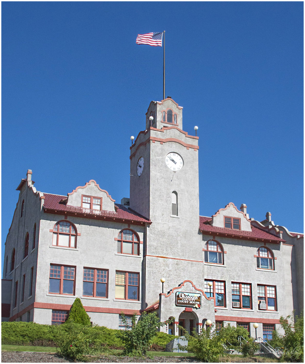 Okanogan County Court House