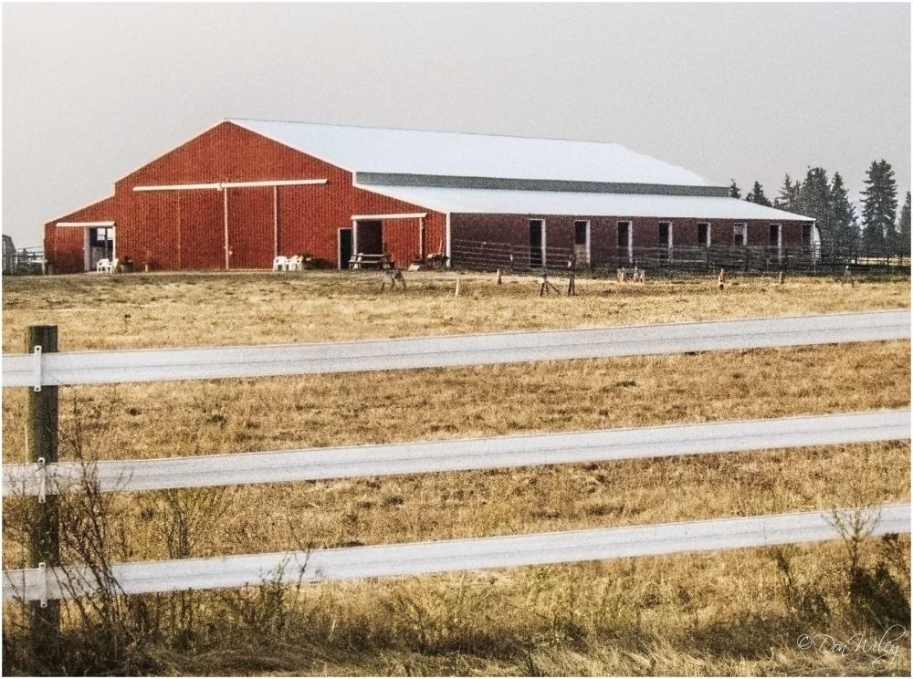 Horse Barn?