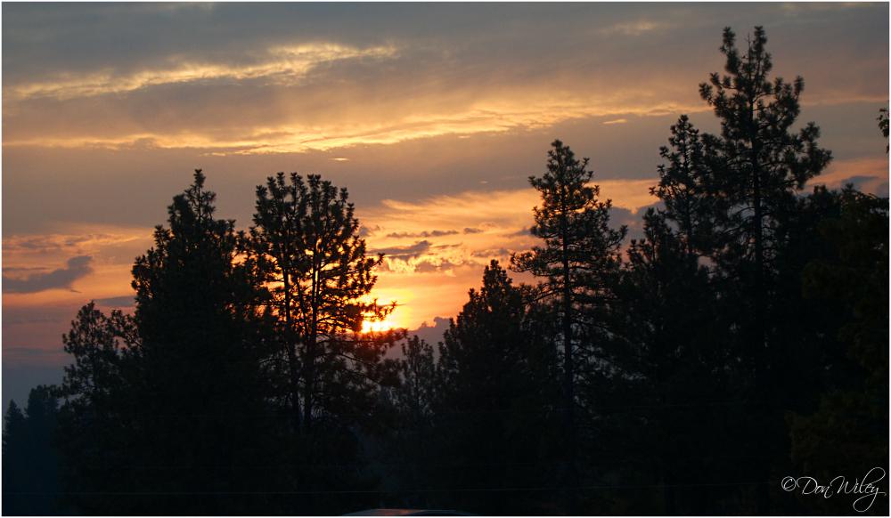 Sunrise On Ruby