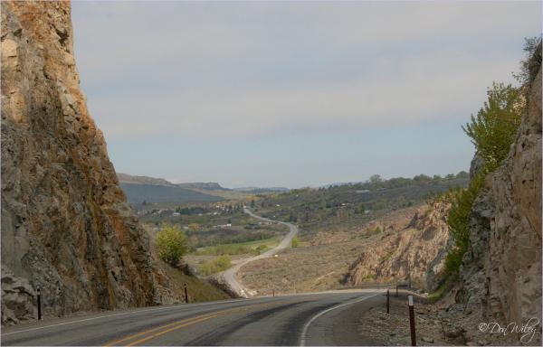 Omak Road