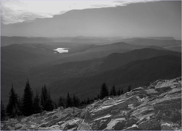 An Idaho Lake