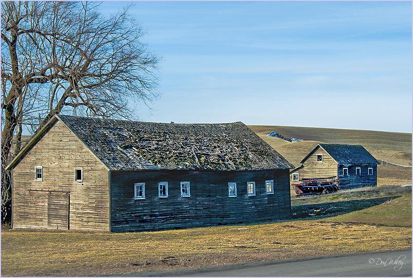 Roadside sheds