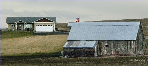 Pullman Barn