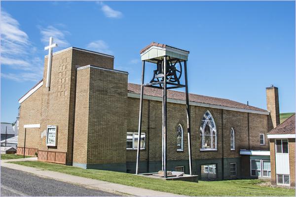 Rosalia United Methodist