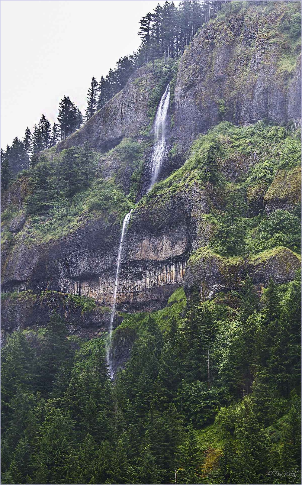 Columbia Gorge Falls