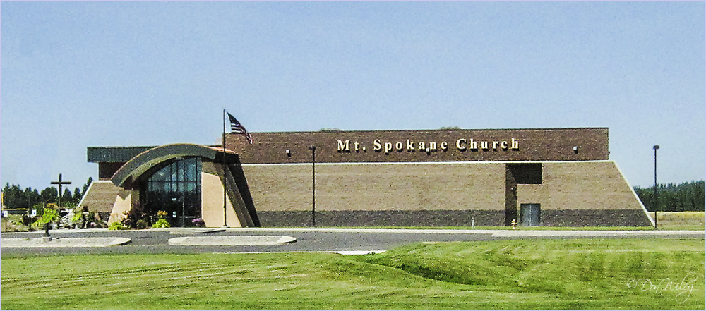 Mt. Spokane Church