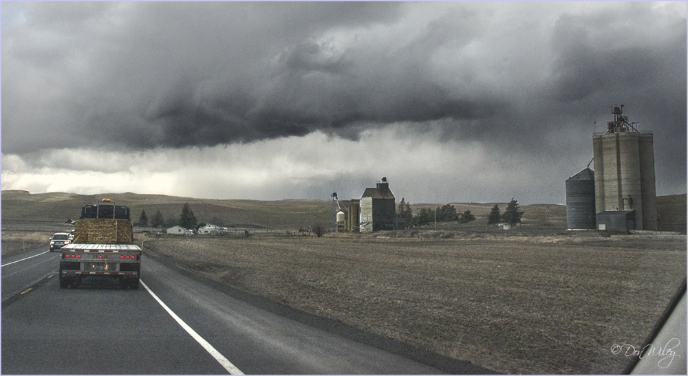 storm ahead.